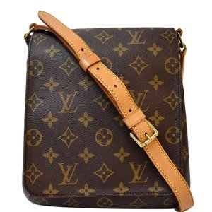 Louis Vuitton Musette Salsa Monogram Handbag